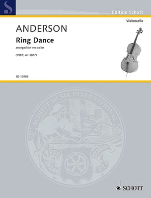 Julian Anderson - Ring Dance - 2 Cellos - Sheet Music - di-arezzo.com