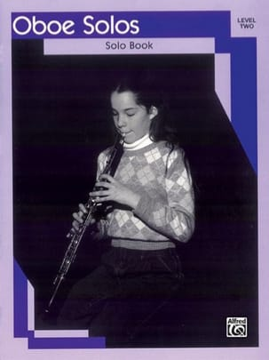 - Oboe Solos - Solo Book - Level 2 - Partition - di-arezzo.fr