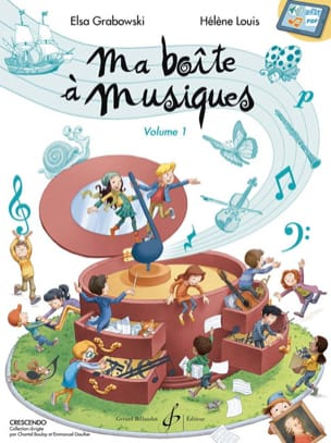 - My Music Box - Volume 1 - Sheet Music - di-arezzo.co.uk