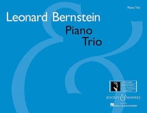 Leonard Bernstein - Piano Trio - Sheet Music - di-arezzo.com