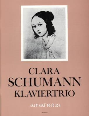 Clara Schumann - Trio, op. 17 - Violin, Cello and Piano - Sheet Music - di-arezzo.com