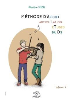 Méthode d'Alto Volume 2 Maurine Sousa Partition Alto - laflutedepan