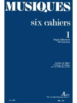 Prev Yvon Le - Musics - Volume 1: Beginners - Sheet Music - di-arezzo.com