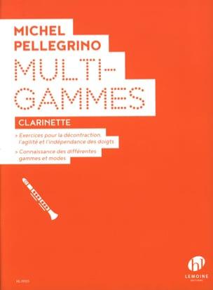 Michel Pellegrino - Multi-Gammes - Partition - di-arezzo.fr