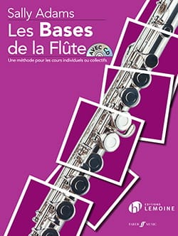 Sally Adams - The Bases of the Flute - Sheet Music - di-arezzo.com