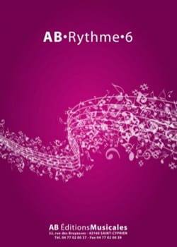 - AB Rhythm 6 - Sheet Music - di-arezzo.co.uk
