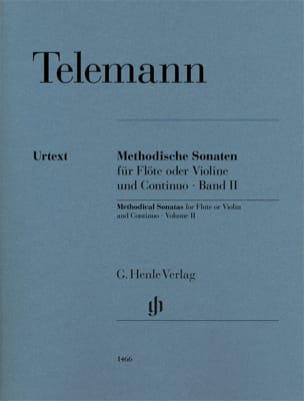 Sonates Méthodiques, Volume 2 - laflutedepan.com