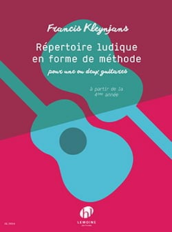 Francis Kleynjans - Playful Directory in Form of Method - Sheet Music - di-arezzo.co.uk