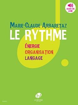 Marie-Claude Arbaretaz - Le Rythme - Partition - di-arezzo.fr