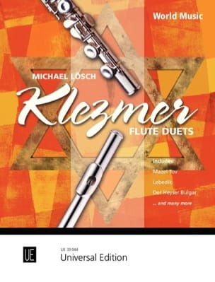 - Klezmer Flute Duets - Sheet Music - di-arezzo.co.uk