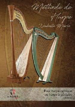 Isabelle Marie - Méthode de Harpe - Partition - di-arezzo.fr