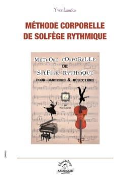 Yves Lancien - Body Method of Rhythmic Solfeggio - Sheet Music - di-arezzo.com