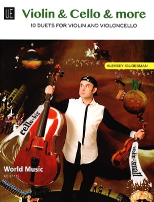Aleksey Igudesman - Violin & Cello & More - Partition - di-arezzo.fr