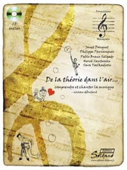 From Theory in the Air - Sheet Music - di-arezzo.co.uk