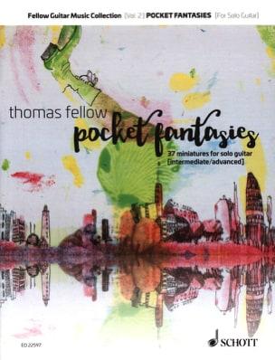 Pocket Fantasies - Thomas Fellow - Partition - laflutedepan.com