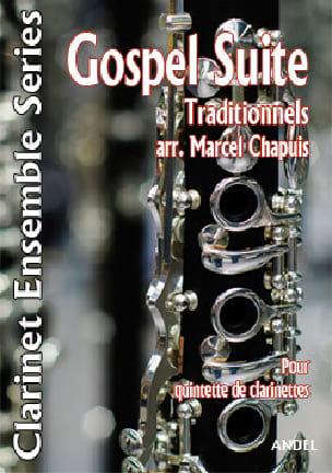 Traditionnel - Gospel Suite - Partition - di-arezzo.fr