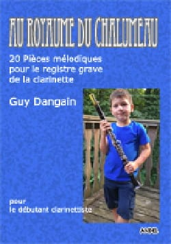 Au Royaume du Chalumeau - Guy Dangain - Partition - laflutedepan.com