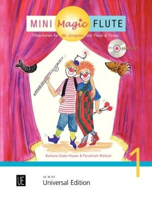 Barbara Gisler-Haase et Fereshteh Rahbari - Mini Magic Flute Vol. 1 - Partition - di-arezzo.fr