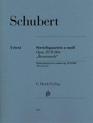 Franz Schubert - Quatuor à Cordes
