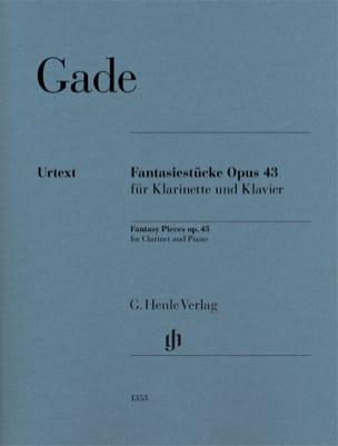 Niels Wilhelm Gade - Fantasy Pieces, Opus 43 - Sheet Music - di-arezzo.com