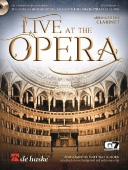 - Live at the Opera - Sheet Music - di-arezzo.co.uk