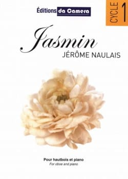 Jérôme Naulais - Jasmin - Oboe and Piano - Sheet Music - di-arezzo.com