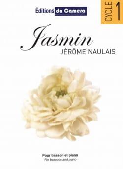 Jérôme Naulais - Jasmin - Basson et Piano - Partition - di-arezzo.fr
