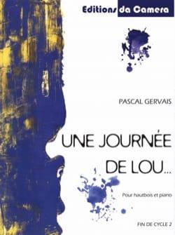 Une Journée de Lou.. - Hautbois et Piano Pascal Gervais laflutedepan