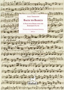 Anja Thomann - Back to Basics - Sheet Music - di-arezzo.co.uk