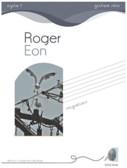 Roger Eon - migration - Sheet Music - di-arezzo.co.uk
