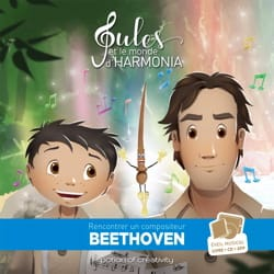 - Jules and the World of Harmonia - Beethoven - Sheet Music - di-arezzo.com