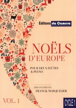 Christmas of Europe - Vol. 1 - Sheet Music - di-arezzo.com