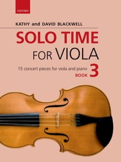 - Solo Time for Viola - 3 - Partition - di-arezzo.fr