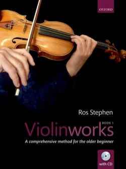 Stephen Ros - Violinworks - Vol. 1 - Sheet Music - di-arezzo.co.uk