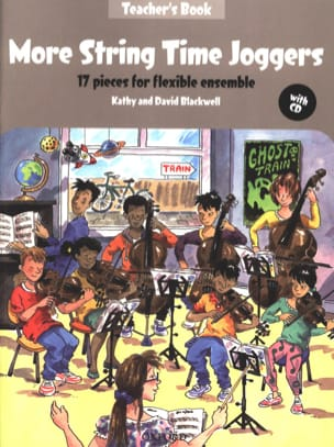 Kathy & David Blackwell - More String Time Joggers - Livre du Professeur - Partition - di-arezzo.fr