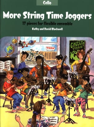Kathy & David Blackwell - More String Time Joggers - Cello - Sheet Music - di-arezzo.co.uk