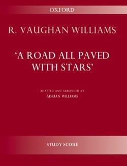 Williams Ralph Vaughan - Road Paved with Stars - Driver - Sheet Music - di-arezzo.com