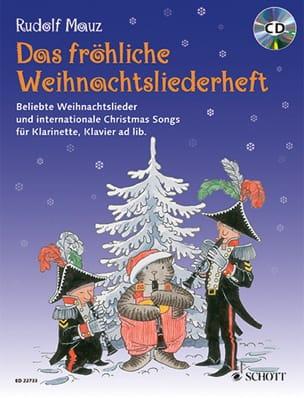 Rudolf Mauz - Das fröhliche Weihnachtsliederheft - Sheet Music - di-arezzo.co.uk