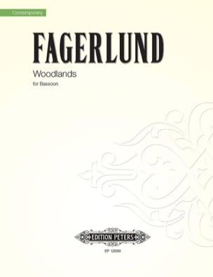 Sebastian Fagerlund - Woodlands - Sheet Music - di-arezzo.com