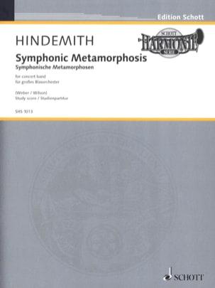 Métamorphoses Symphoniques - Paul Hindemith - laflutedepan.com