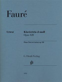 Trio avec piano en ré mineur op. 120 - laflutedepan.com