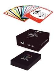 Tempo presto - Presto Tempo Music Card Game - Sheet Music - di-arezzo.co.uk