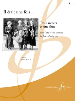 - Once upon a time .. Three bows and a flute - Sheet Music - di-arezzo.com
