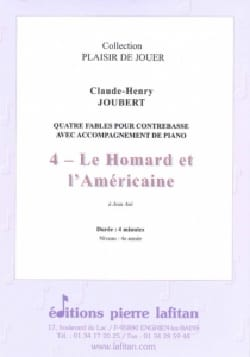 Claude-Henry Joubert - Lobster and American - Sheet Music - di-arezzo.co.uk