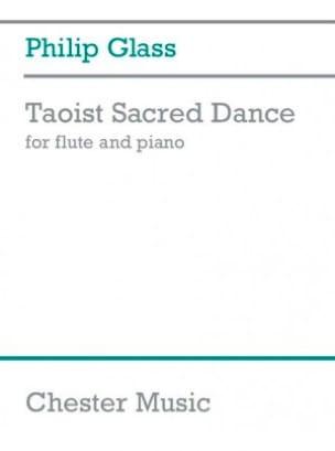 Taoist Sacred Dance - Philip Glass - Partition - laflutedepan.com