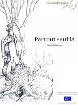 Estrella Besson - Partout sauf Là - Partition - di-arezzo.fr