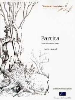 David Lampel - Partita - Sheet Music - di-arezzo.com