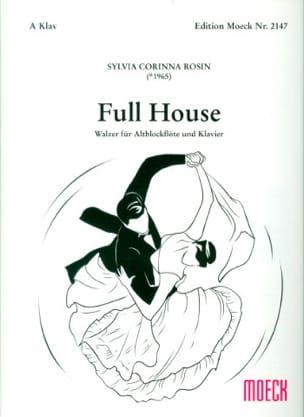 Full House - Sylvia Corinna Rosin - Partition - laflutedepan.com