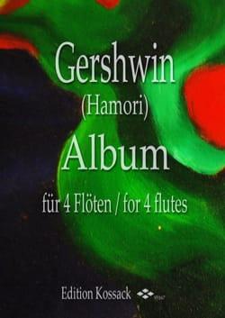 Album - 4 Flûtes - GERSHWIN - Partition - laflutedepan.com