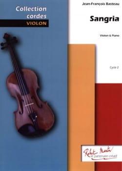 Sangria - Violon et Piano - Jean-Francois Basteau - laflutedepan.com